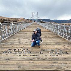 Established in 1929 📸 via romonacalvert #royalgorgebridge #colorado