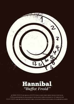 want: Hannibal poster (Art of Risa Rodil)