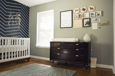 So great for a little boy's room