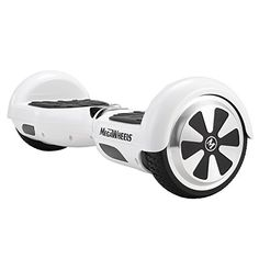 Hoverboard Megawheels Dual Motors Selfbalancing Ul 2272 Certified Smart Scooter White Click Image For More Details