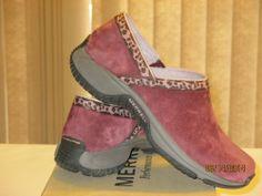 Merrell Moc Shoe Size 6 Womens Color: Raisin. Worn once. #Merrell #MocShoe SOLD!! SOLD!! SOLD!!