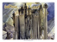 Castle Marrach - The Forever Winter (desktop graphic)