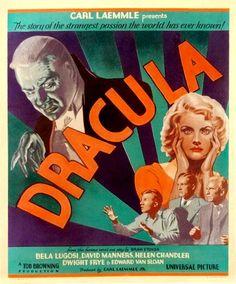 Dracula (1931) - Bela Lugosi