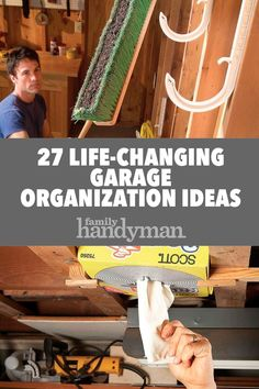 These tips will help you reduce the clutter and get your garage back in order. Find out our best garage organization tips here.