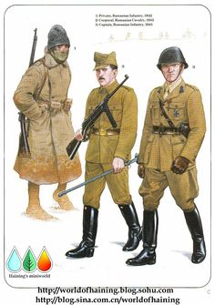 Military Photos, Military History, Central And Eastern Europe, Army Uniform, World History, World War Two, Armed Forces, Wwii, Romania