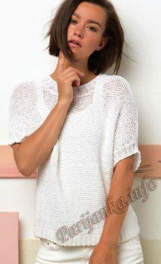 Пуловер (ж) 24*218 FAM №4773