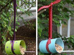 Bird Feeders For Every Backyard - DIY Bird Feeders - Good Housekeeping