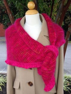 Ravelry: Pink Fizz pattern by Debra Peterson