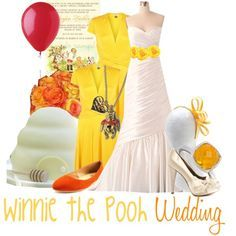 41 best Winnie The Pooh Wedding images on Pinterest   Dream wedding ...