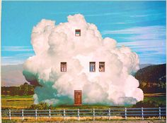 cloudhouse by woodcum