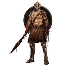 Actualité : Mythic Battles, par les armes et le sang écrivez votre légende !