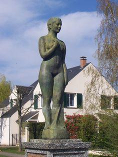 La fontaine de Bussy-Saint-Georges - Nausicaa - 1990