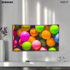 Turn your mundane living room vibrant with #myQLEDTV. With Q Picture technology, all shades of colours are brought to life. Learn more: http://spr.ly/6182D16bp #fashion #style #stylish #love #me #cute #photooftheday #nails #hair #beauty #beautiful #design #model #dress #shoes #heels #styles #outfit #purse #jewelry #shopping #glam #cheerfriends #bestfriends #cheer #friends #indianapolis #cheerleader #allstarcheer #cheercomp  #sale #shop #onlineshopping #dance #cheers #cheerislife…