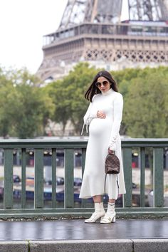Pregnancy style - Pregnant Fashion Style by Stella Asteria & 10 Things I Learned During Pregnancy