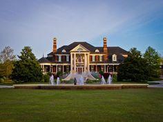 Southern Style Estate | Suwanee, Georgia | Atlanta Fine Homes Sotheby's International Realty