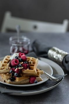 Vafle: recept podle odborníka na výživu | Menu, Breakfast, Food, Menu Board Design, Morning Coffee, Essen, Meals, Yemek, Eten