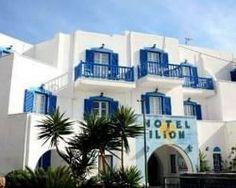 Ilion Hotel, Naxos