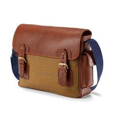 Aspinal of London Messenger Bag