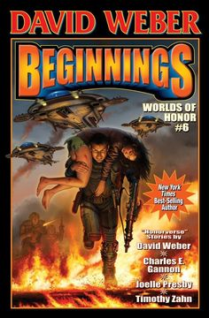 Beginnings: Worlds of Honor 6 by David Weber