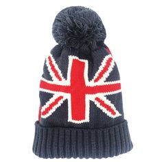 97ca7fc25fee9 L Unisex fashion Winter Warm Knit Hats (UK- Gray). Fashion