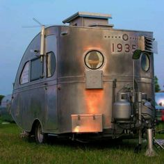 Oldest known airstream 1935