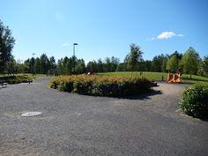 Otetaan hiekkalelut mukaan!: Koskelanpuiston leikkipuisto