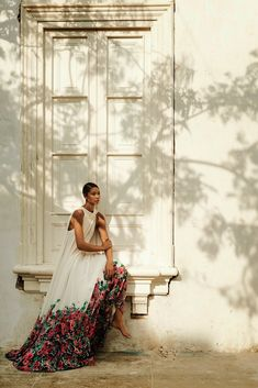 Chanel Iman in Harper's Bazaar Russia June 2014 by Alexander Neumann