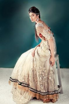 Elan - pakistani bridal fashion