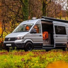 THE NWCC CRAFTER NUGGET CONVERSION - New Wave Custom Conversions Black Rhino Wheels, Foil Insulation, Vw Crafter, Camper Van Conversion Diy, Gas Bbq, Campervan Interior, Vw Vans, Motor Homes, Fresh Water Tank