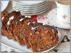Domowa kuchnia Aniki: Świąteczny piernik z dynią