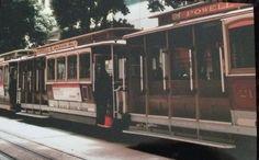 Trolley San Francisco 35mm film