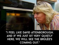 It's that time of the week again! #GBBO is back tonight! Although we're still sad about Sandy's departure last week