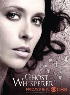 Ghost Whisperer...I wish they hadn't cancelled it :-/