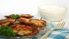 Perfect Potato Latkes | The Splendid Table