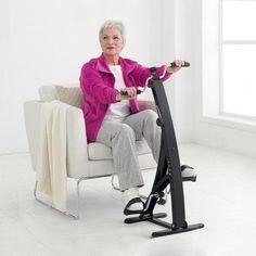 Pedaliera cyclette Dual Bike! Ciclette per la rieducazione muscolare di gamba