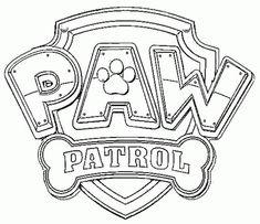 Malvorlagen Paw Patrol Logo Farben Logo Seite Patrol Pfote Acne Paw Patrol Ausmalbilder Ausmalbilder Kinder Ausmalbilder