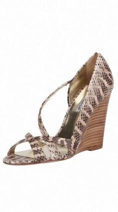 e39146946ce7dc Wedge Criss Cross Sandal in Natural