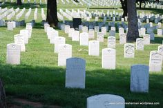 Let Us Remember.  Memorial Day, Washington, D.C. Monuments and Cemeteries.
