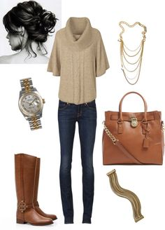 """""""Casual Chic"""" by amira-farag on Polyvore"""