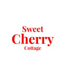 Cherry Baby, Cherry Creek, Sweet Cherries, Three Words, Cottages, Fruit, Country, Red, Life