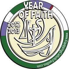 Welcome to the Year of Faith!  Have you linked up any of your Year of Faith activities, celebrations or projects?
