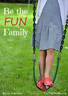 Are parents boring? How would your kids answer that question? Awesome tips to have more fun as a family! Train Up A Child, Future Mom, Family Activities, Family Games, Christian Parenting, Raising Kids, Best Mom, Parenting Advice, Family Life
