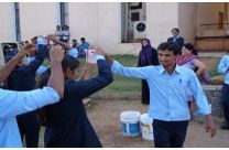 Out Door Activity to Enhance Skills of Students