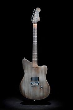 Fender Toronado By Wild Customs Electric Guitar Kits, Black Electric Guitar, Custom Electric Guitars, Custom Guitars, Drum Music, Music Guitar, Cool Guitar, Acoustic Guitar, Guitar Pins