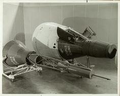 Mercury and Gemini capsules