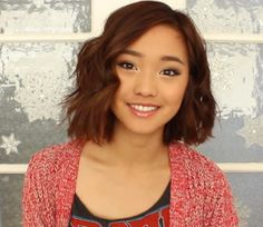 Jenn Im short hair