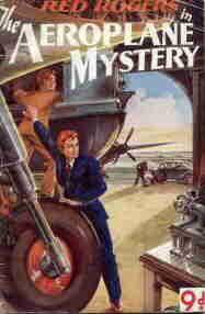 "Red Rogers in ""The Aeroplane Mystery"" via Curtis Warren Ltd, circa 1948-1949"
