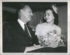 James H. R. Cromwell married Maxine MacFetridge in 1948. (American Diplomat)