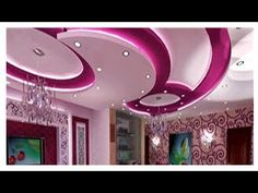 new false ceiling normal bast designs 2017 - YouTube