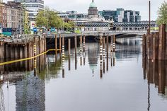 View From O'Connell Bridge (Dublin)